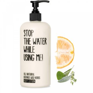 stop the water Orange Wild Herbs Body Lotion 200 ml