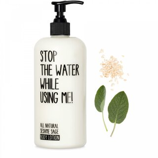 stop the water Sesame Sage Body Lotion 200 ml