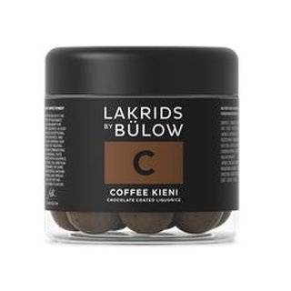Lakrids by Bülow C - COFFEE KIENI - 125g