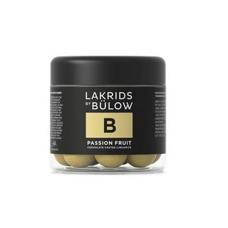 Lakrids by Bülow B PASSION FRUIT 125g