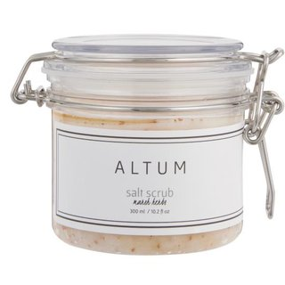 ib laursen Salt Scrub ALTUM Marsh Herbs 300 ml