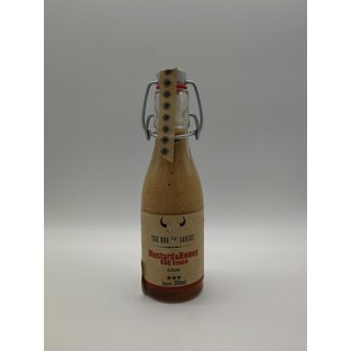 Feuer & Glas Bügelflasche 200 ml Sweet Mustard & Honey BBQ Sauce